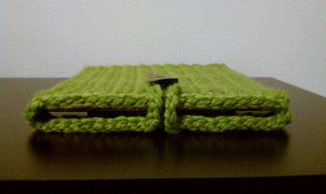 Green iPad case_1