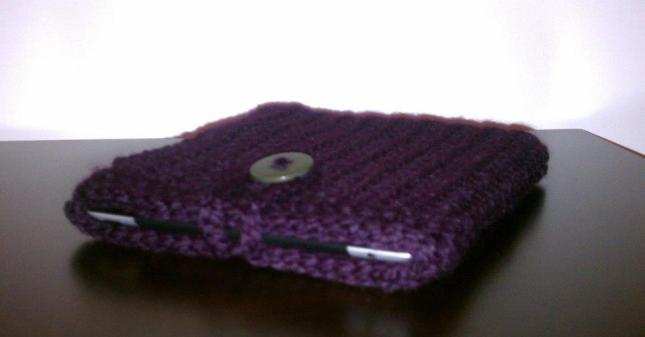 Purple iPad case_2