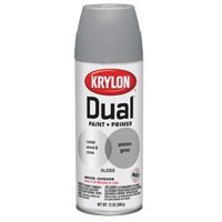Krylon Dual piston gray