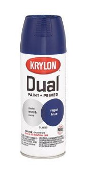 Krylon Dual regal blue