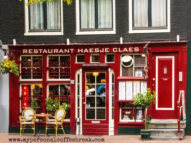 Day26_Restaurant_Amsterdam