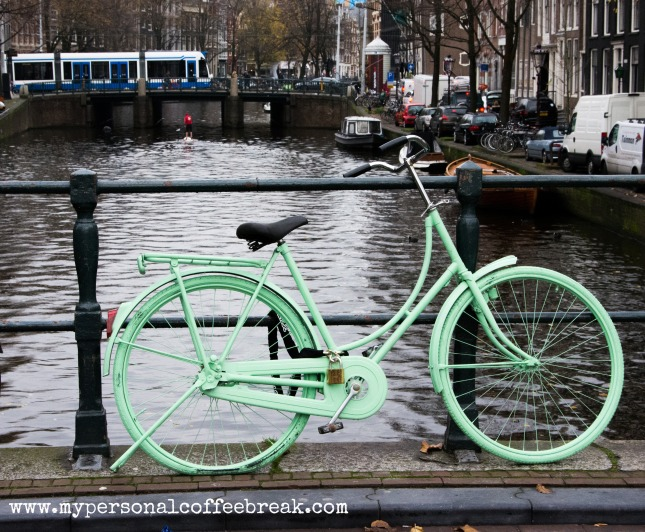 Day31_Bicycle by canal