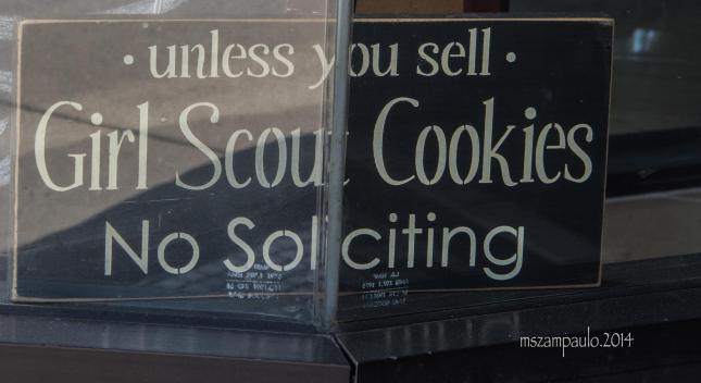 Day213_No soliciting
