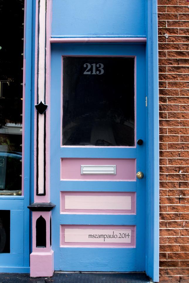 Day238_Bright door