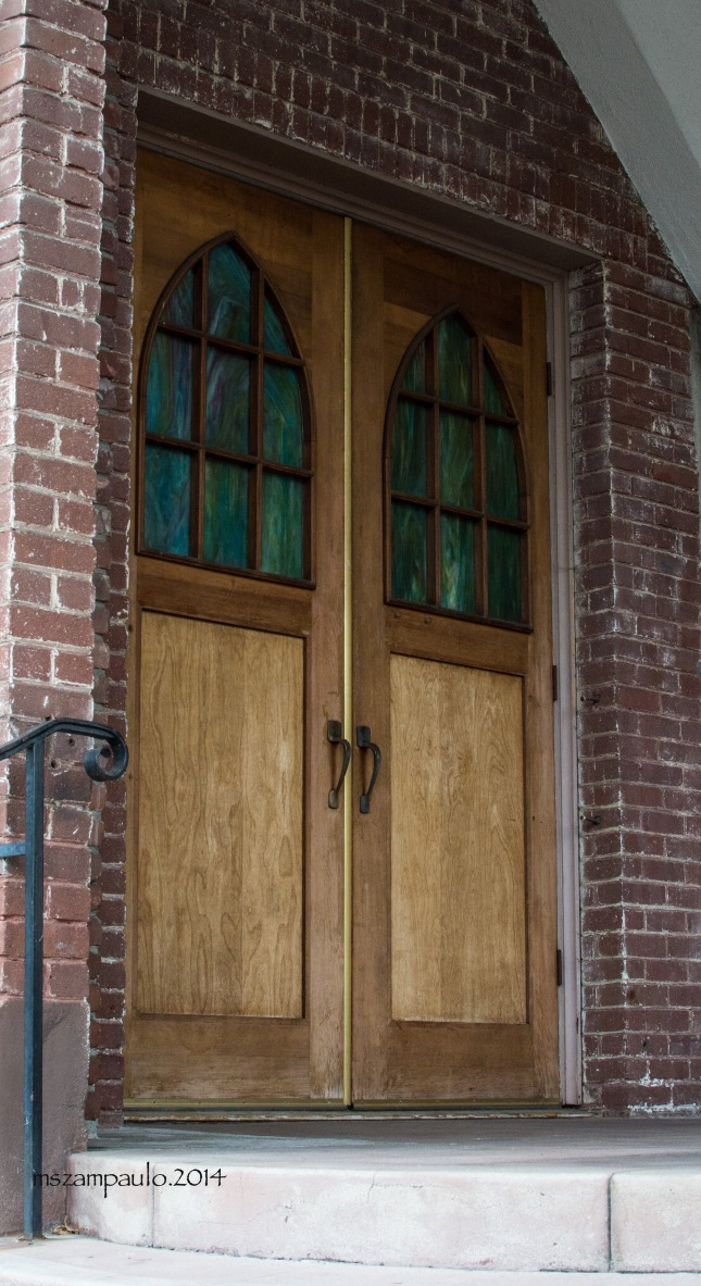 Day261_Church doors
