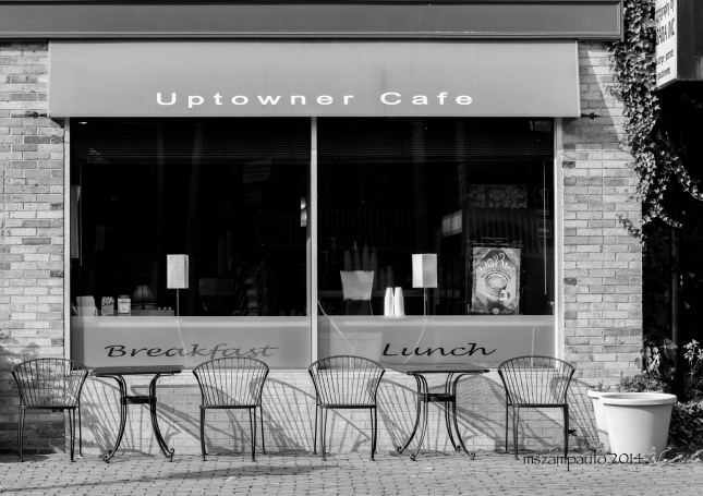 Day301_Uptowner Cafe_B&W