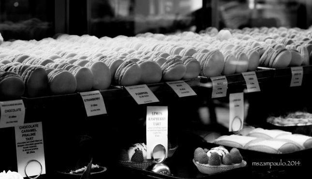 B&W bakery goodness