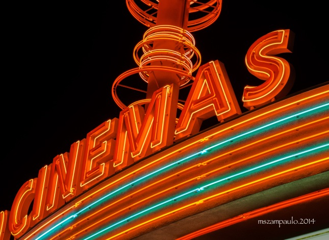Day331_Cinema lights