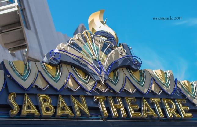 Day332_Saban Theatre